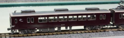 Kato 10-1245  Hankyu 6300 4 Car Add on Set